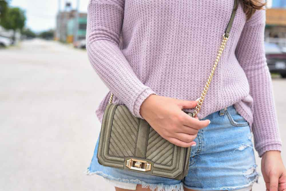 Rebecca Minkoff crossbody bag | Must-have purses under $150