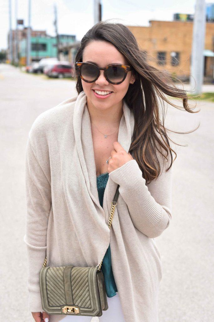 Celine sunglasses | neutrals outfit