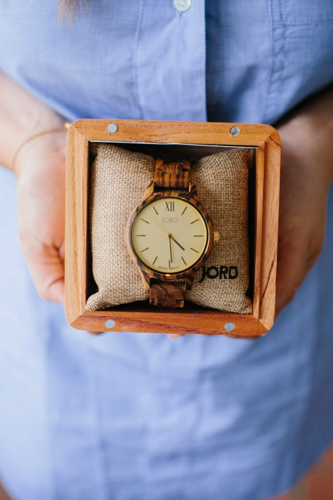 Unique gifts | Jord wood watch