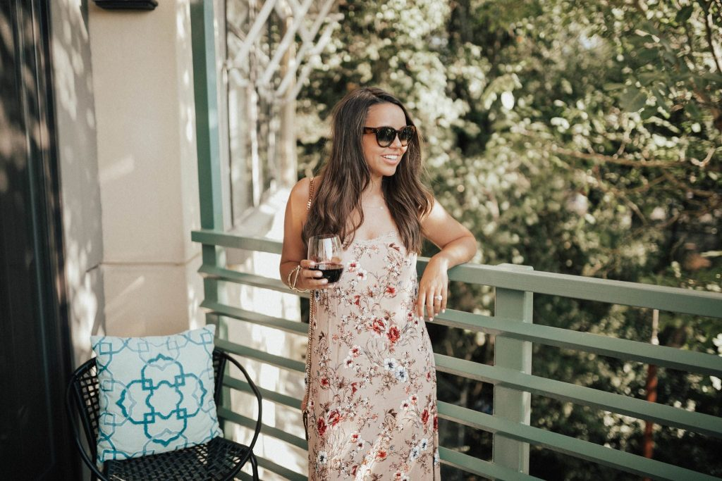 Healdsburg, California outfit | Wine country outfit ideas