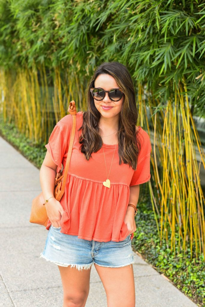 easy tee for summer, under $100 outfits