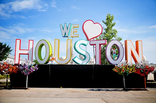 Pray for Houston - Hurricane Harvey