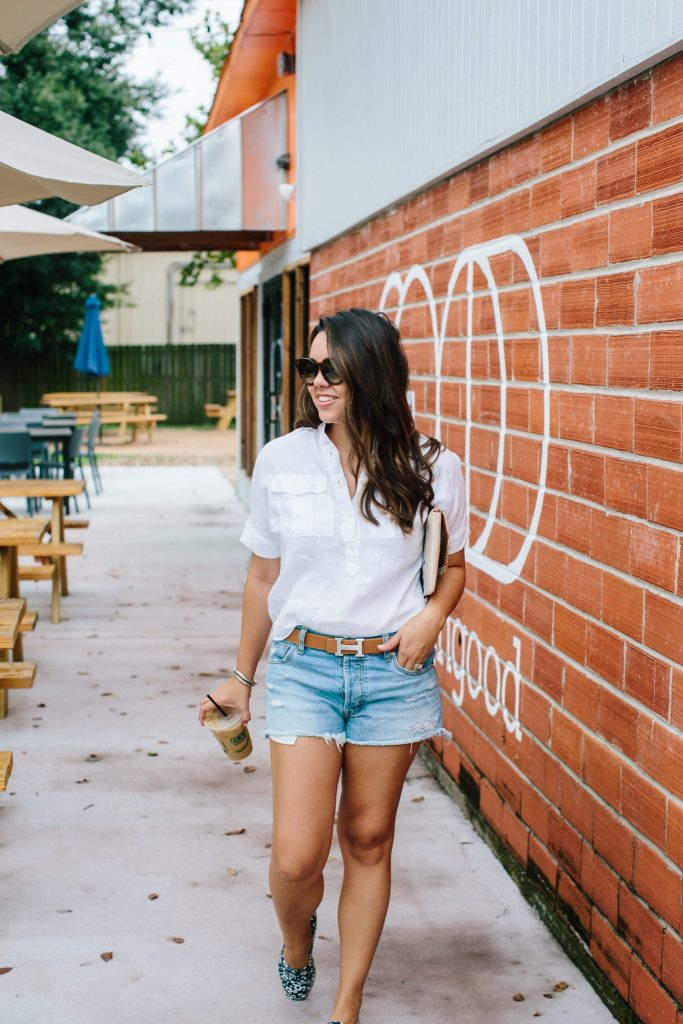 how to wear linen during summer