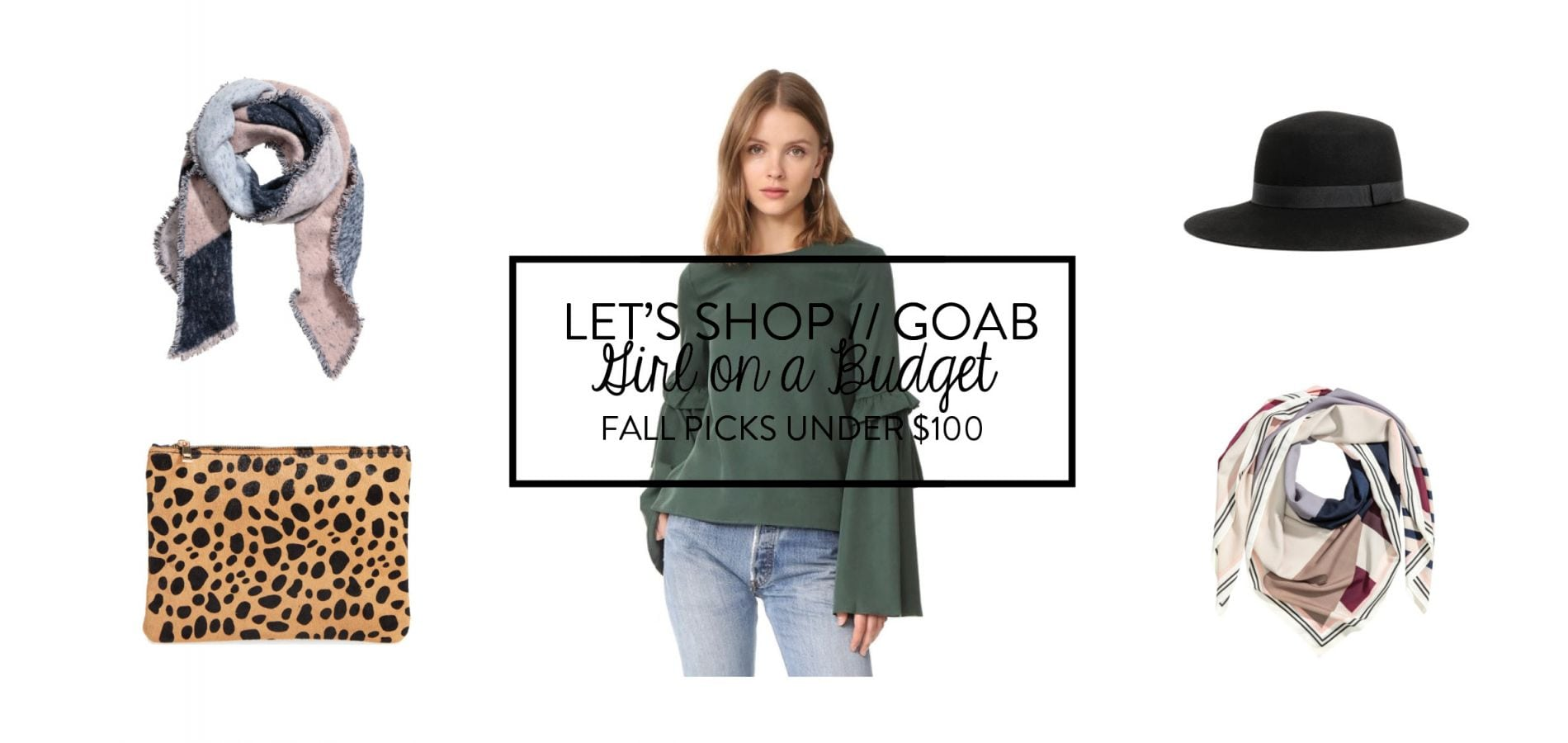 Fall finds under $100 - Adored by Alex