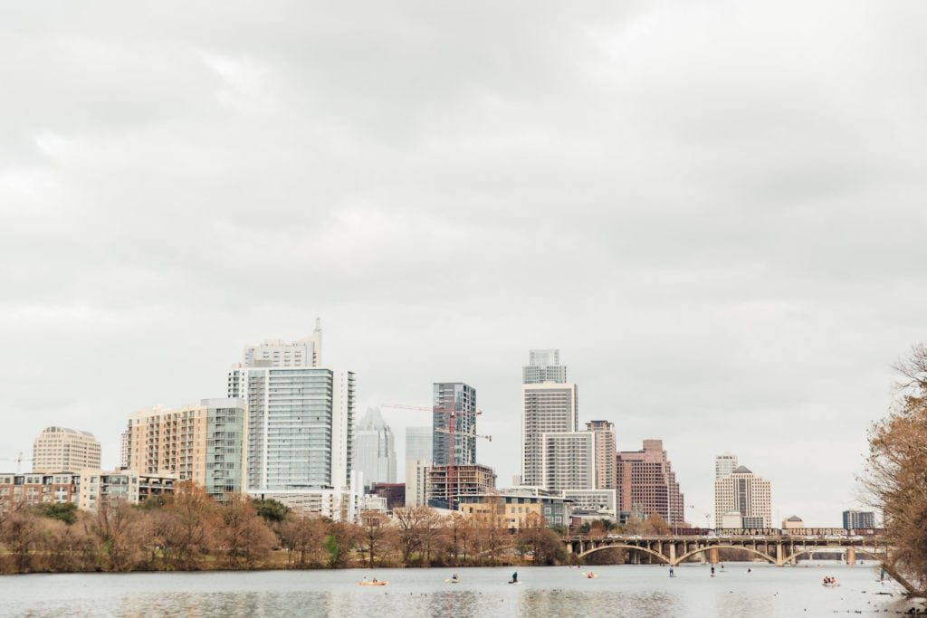 Town Lake Austin, Texas - Adored by Alex