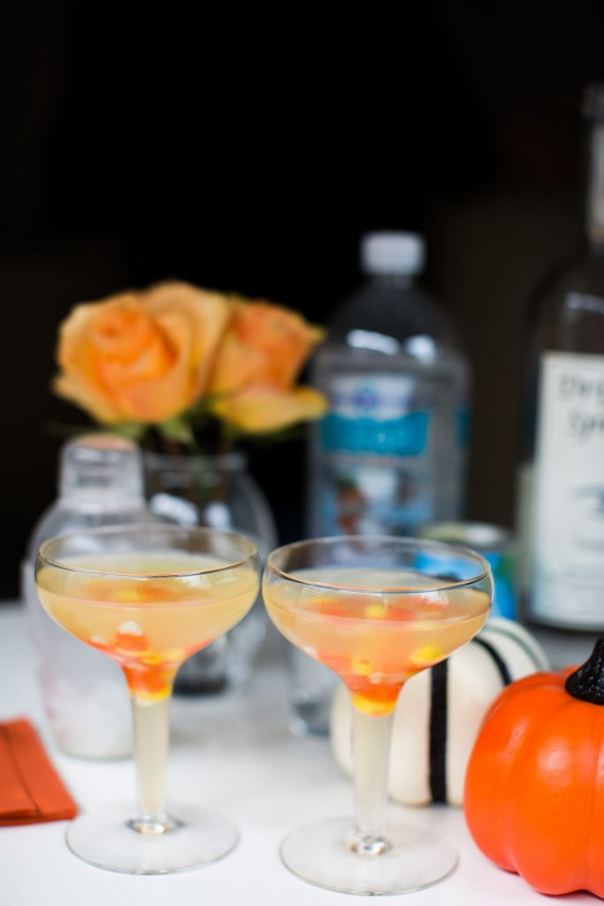 Halloween party drink ideas, Candy Corn recipes
