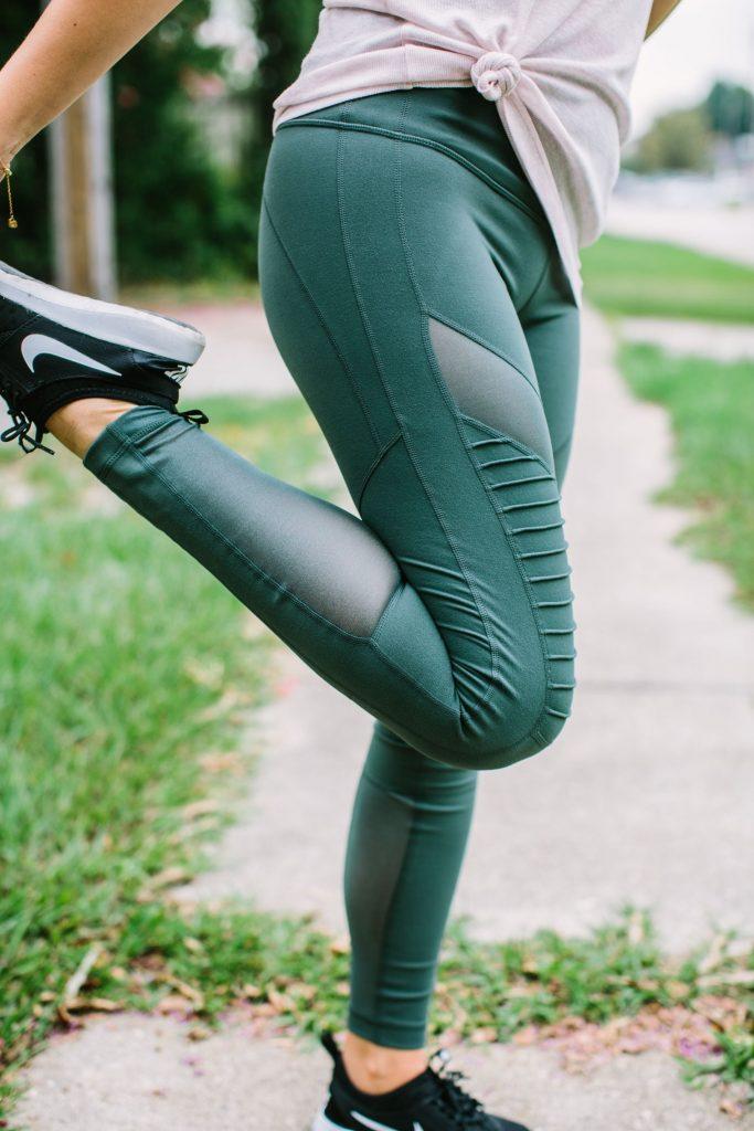 high-waist workout leggings, best leggings for workouts