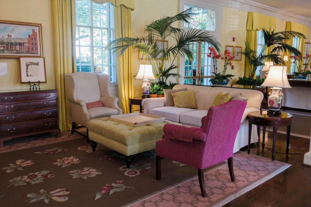 North Carolina charm, Hotel interior design, Carolina Inn UNC