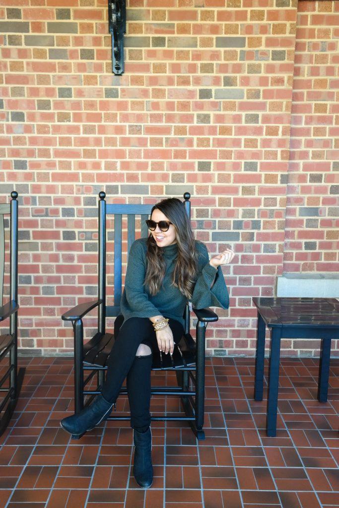Fall in North Carolina, Chapel Hill city guide