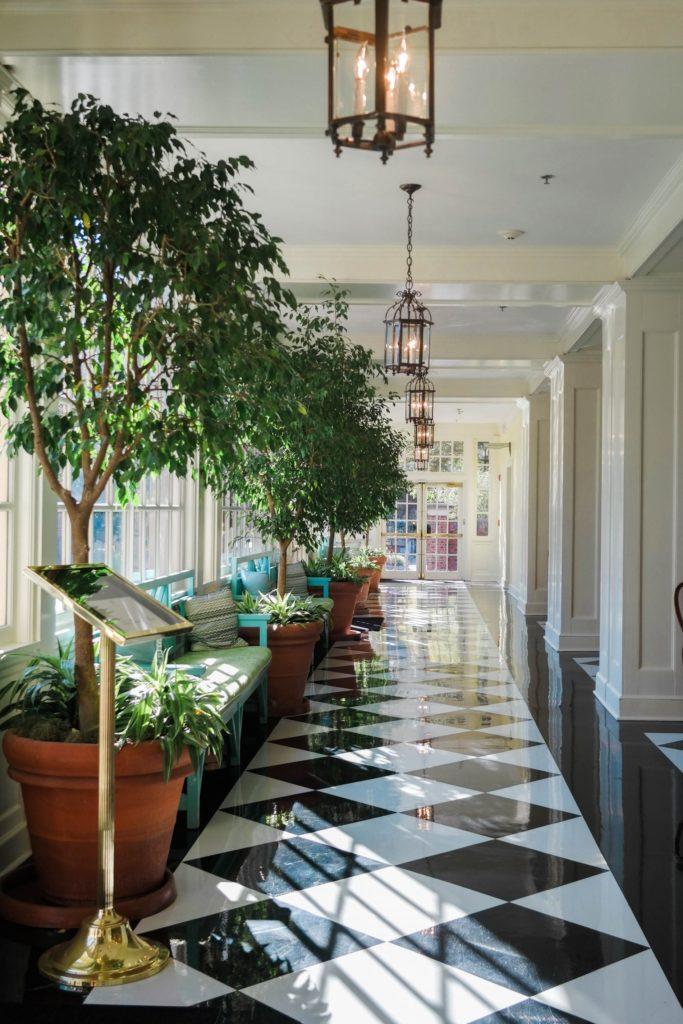 The Carolina Inn, Southern hotels
