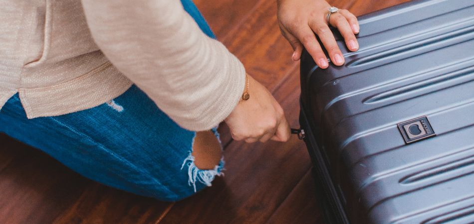 Delsey luggage giveaway - Adored by Alex
