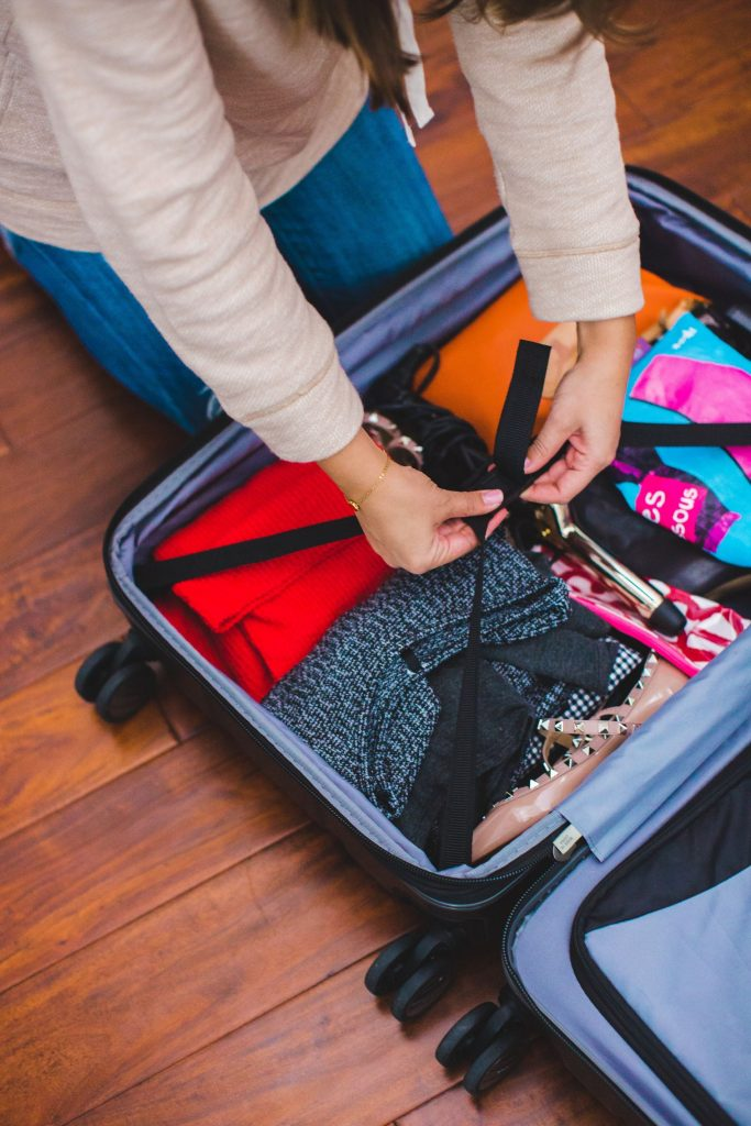 Best holiday packing tips, Vacation packing for a pro