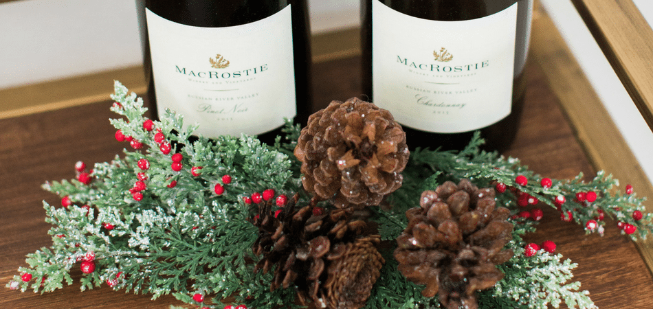 MacRostie Winery - Christmas Giveaways Adored by Alex