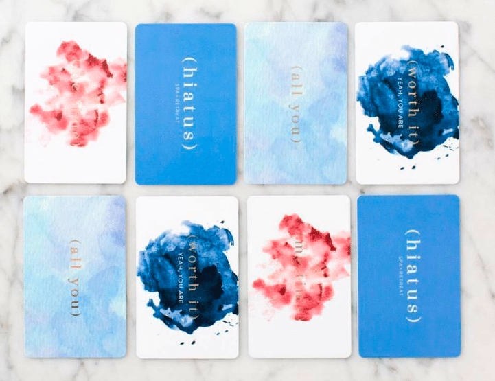 Hiatus Spa gift card - Adored by Alex