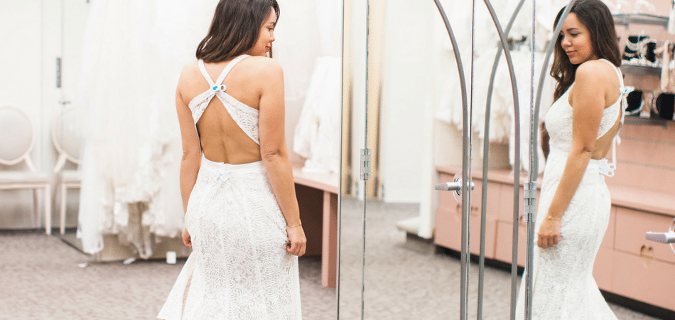 occasion pieces at David's Bridal - Adored by Alex