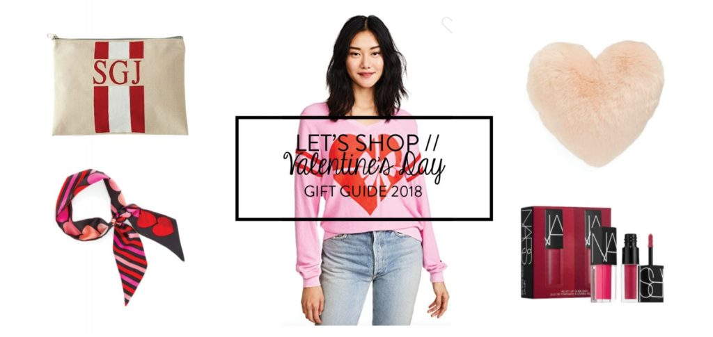 Let's Shop: Valentine's Day Gift Ideas for Her
