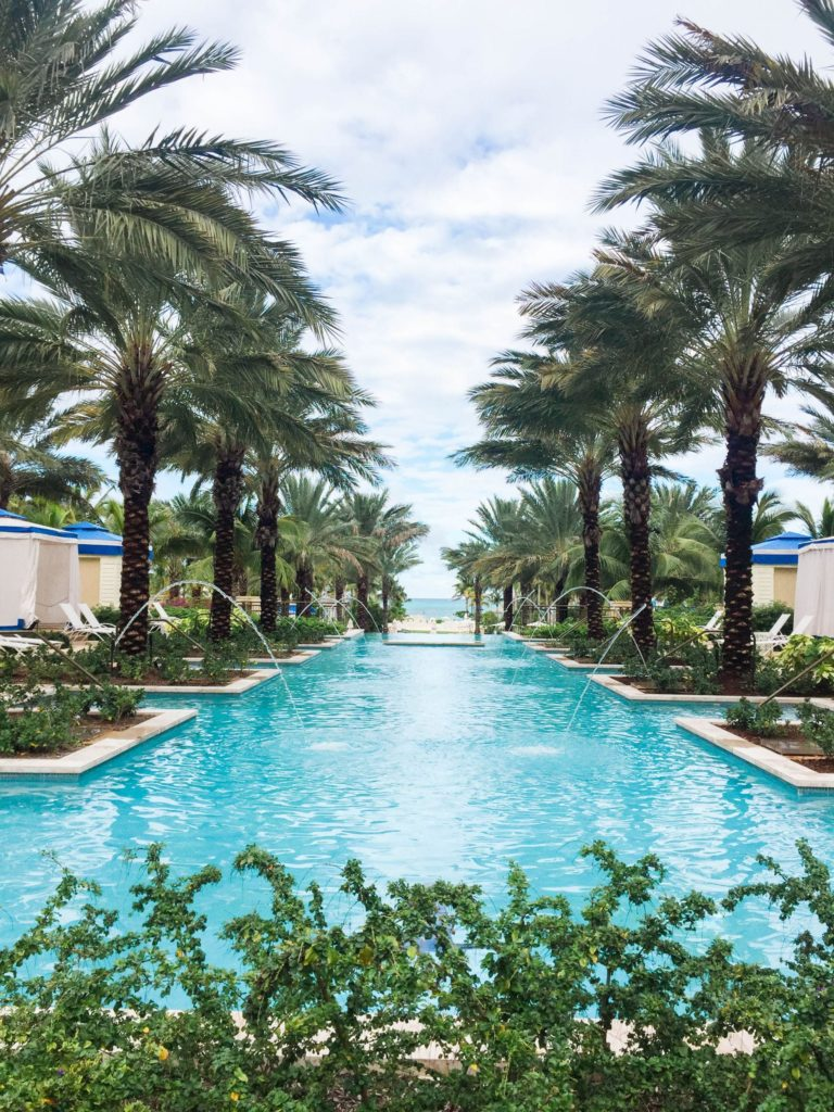 Grand Hyatt Baha Mar, Nassau Bahamas