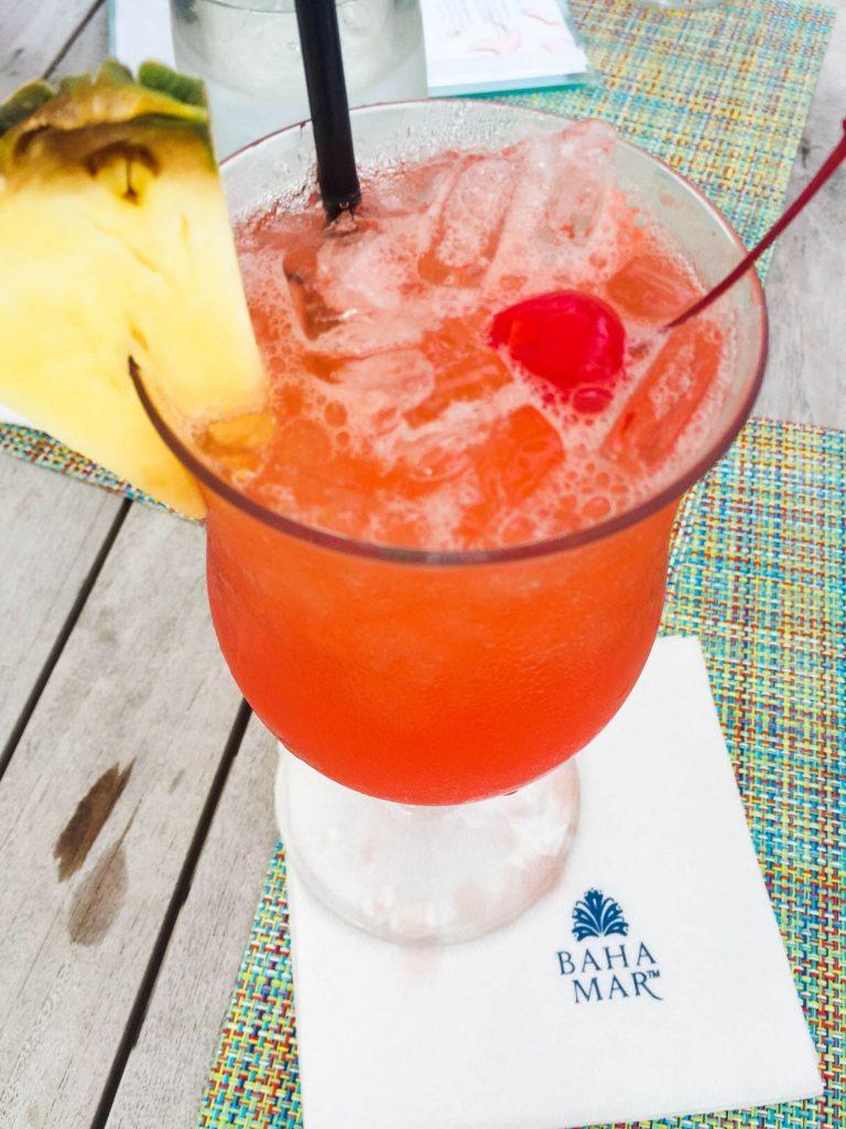 BahamaMama drink, Baha Mar