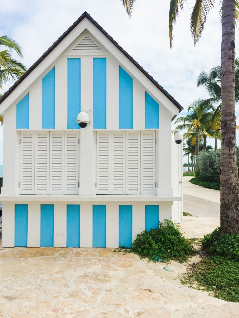 Traditional Bahamas architecture and design