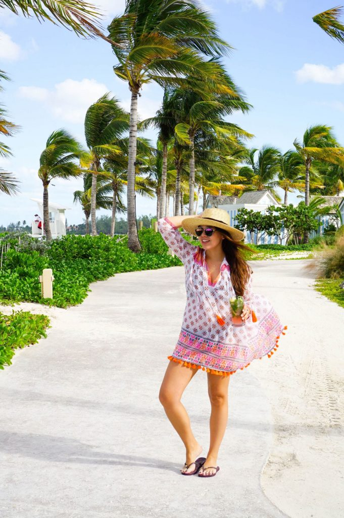 Roberta Roller Rabbit tunic - Baha Mar