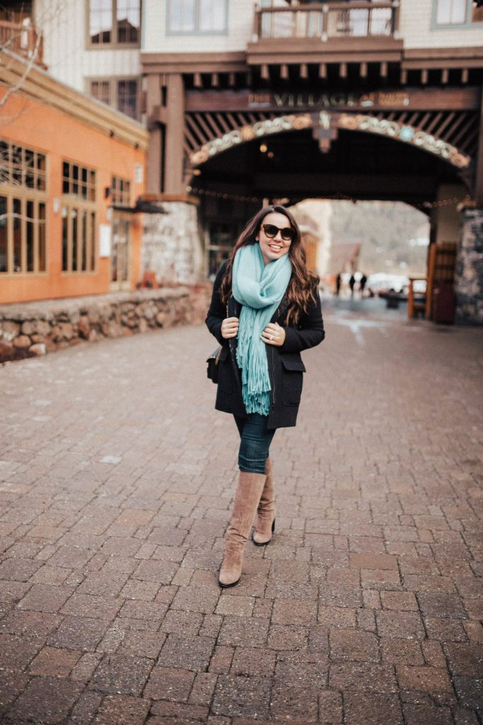 Apres ski outfit ideas, Squaw Valley ski village