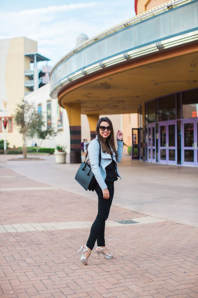 winter to spring outfit ideas, transitional outfits