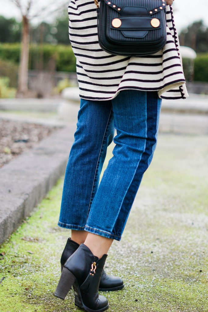 girlfriend denim jeans
