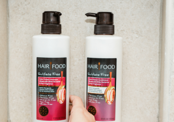 Clean haircare with hair food | Adored by Alex