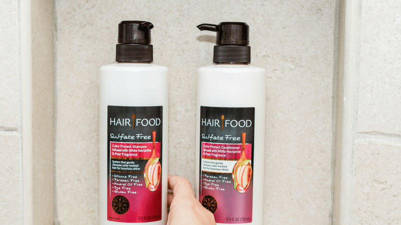 Clean Haircare with Hair Food