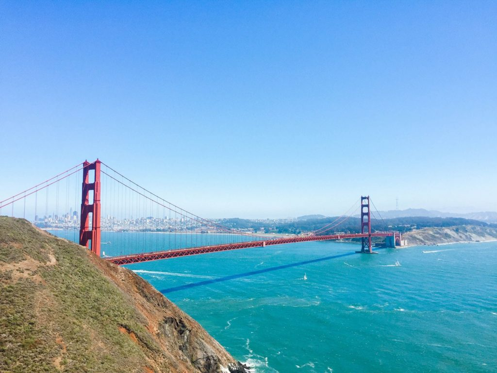 Golden Gate Bridge, SF - Adored by Alex
