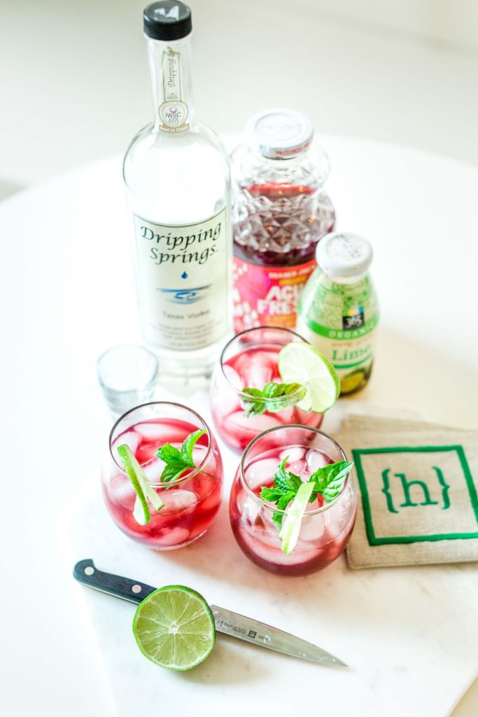 easy summer cocktail recipes