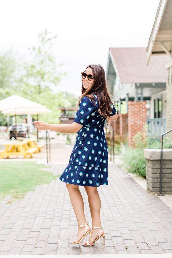 classic shirtdress, summer style