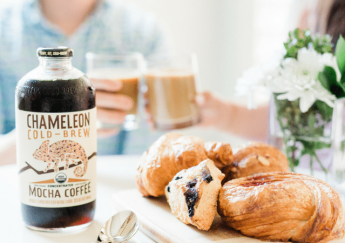 Summer coffee with Chameleon cold-brew concentrate | Adored by Alex
