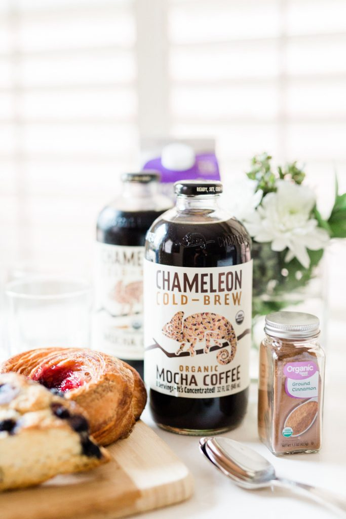Chameleon Cold-Brew coffee recipe ideas