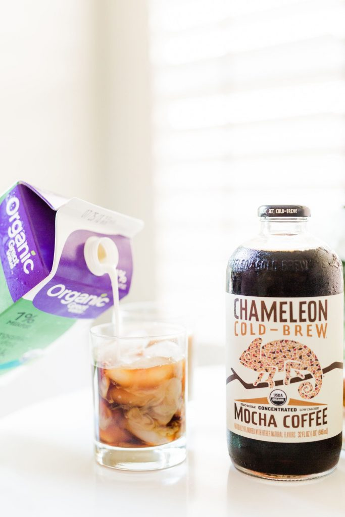 Cold-brew coffee recipes for summer