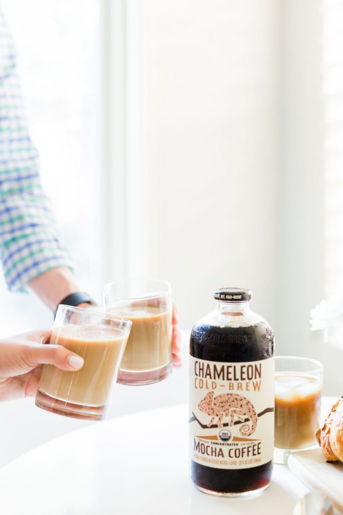 Summer cold-brew coffee ideas