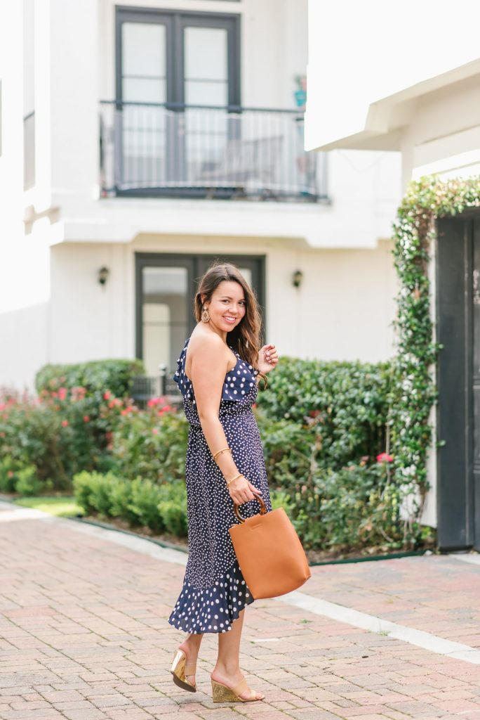 budget-friendly one shoulder dress