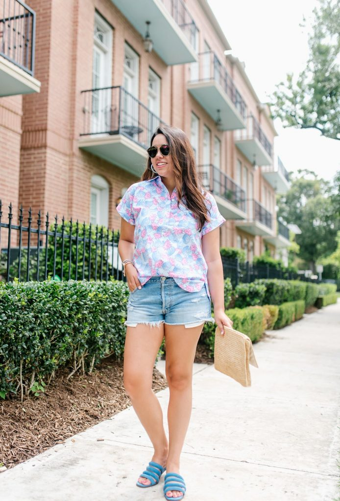 Vineyard Vines outfits summer | Adored by Alex