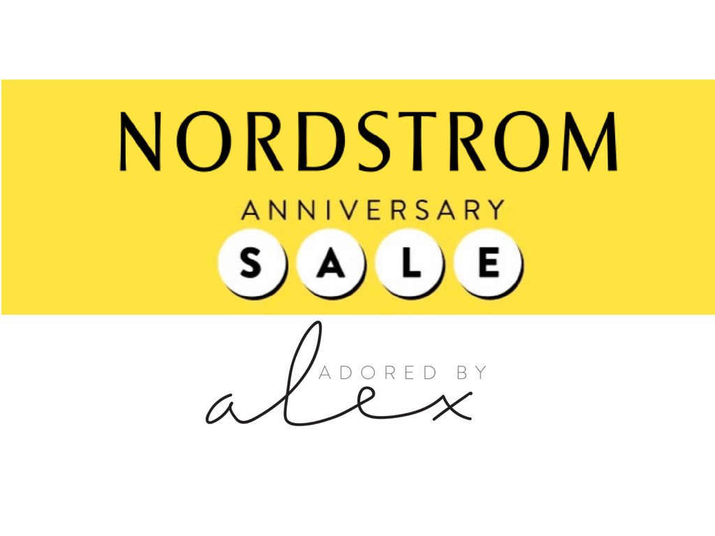 Nordstrom Anniversary Sale 2018 Clean Beauty Buys | Adored by Alex