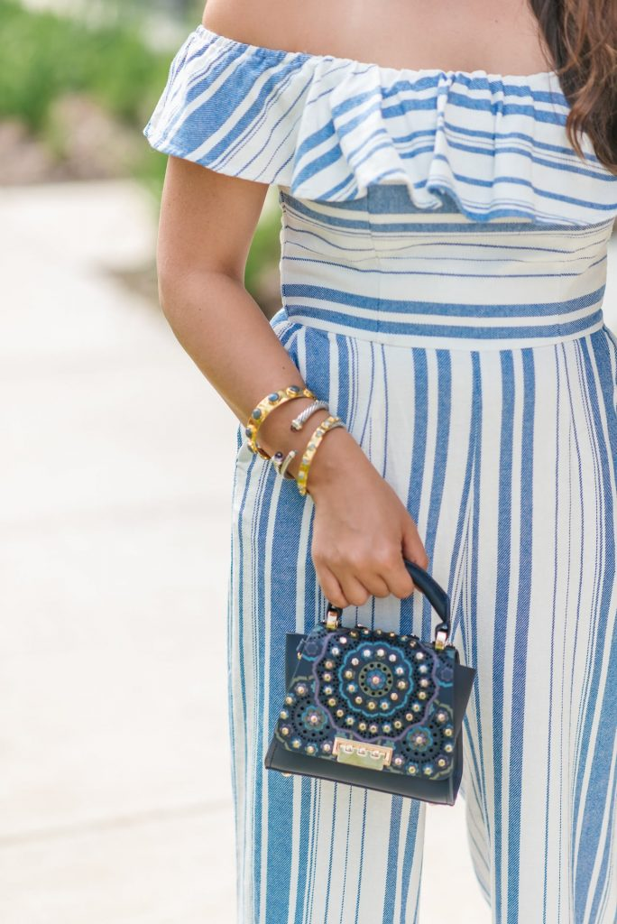 embellished mini bag, summer trends