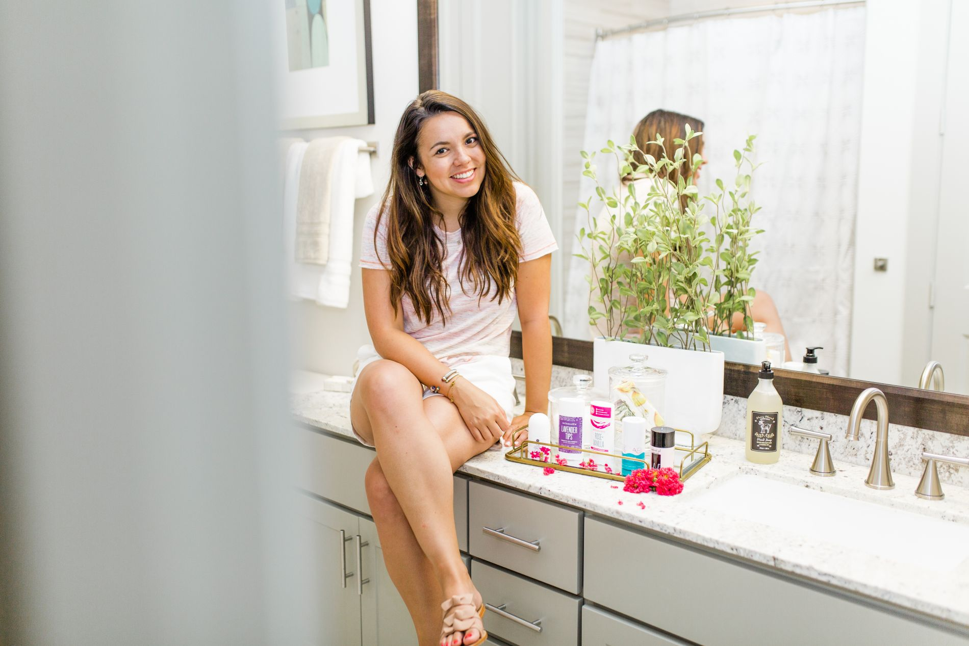 Natural Deodorant that actually works | Adored by Alex