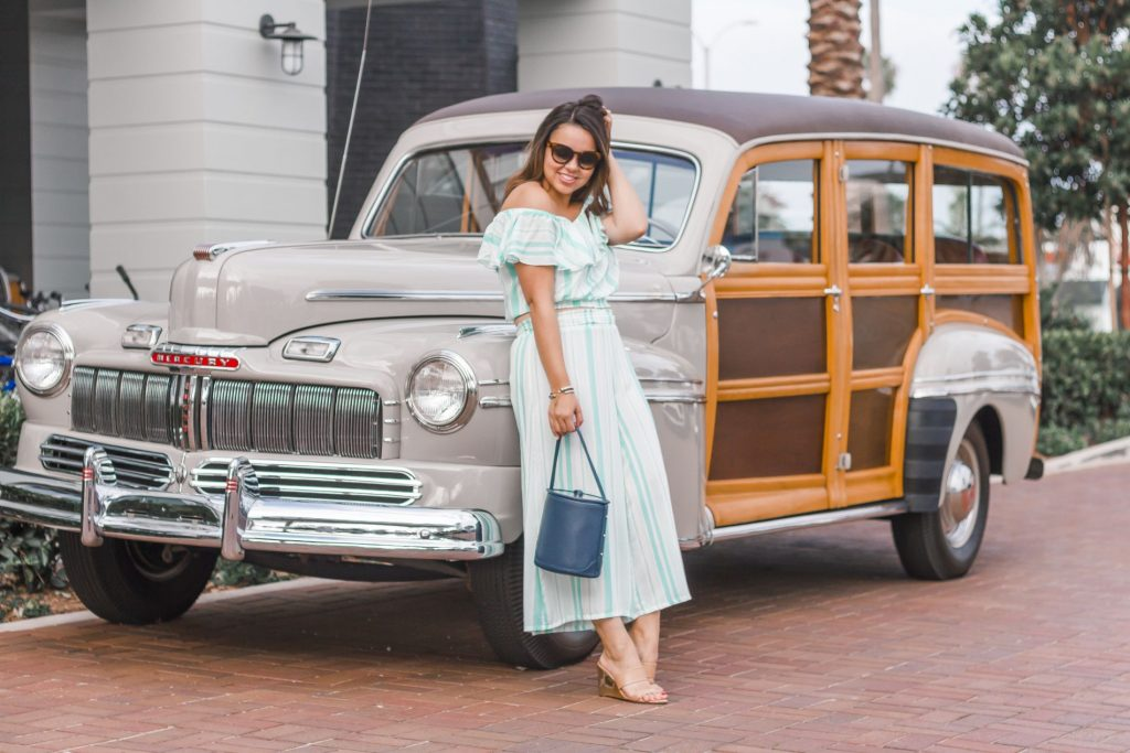Vintage Woody, summer outfit ideas with Eberjey