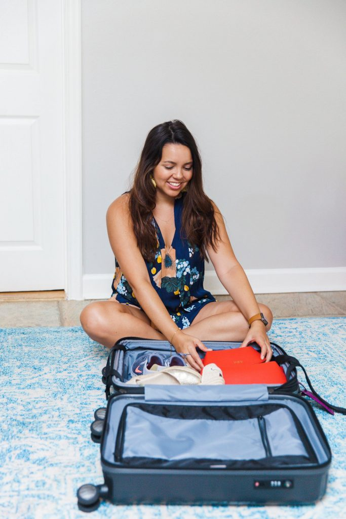 tips for packing carry-on suitcase