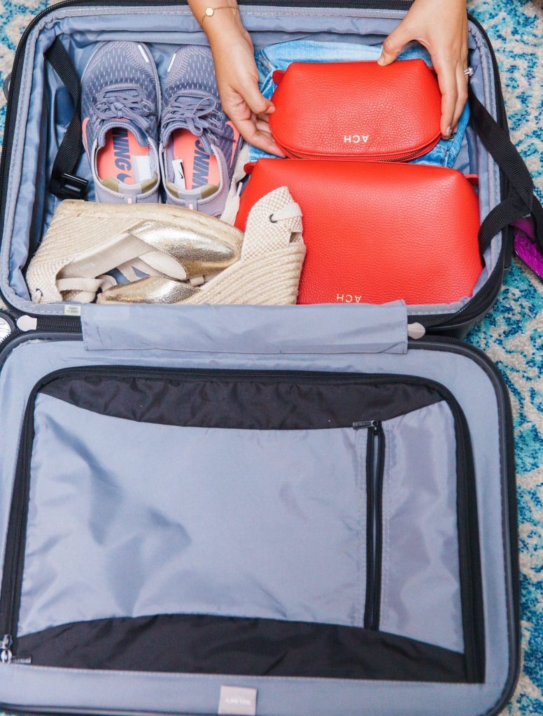 How to effectively pack carry-on luggage | Adored by Alex