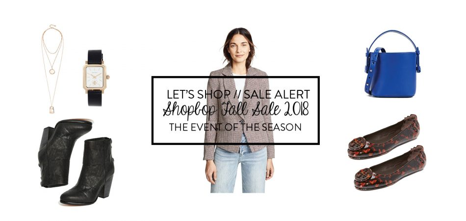 Shopbop Fall 2018 sale picks | Adored by Alex