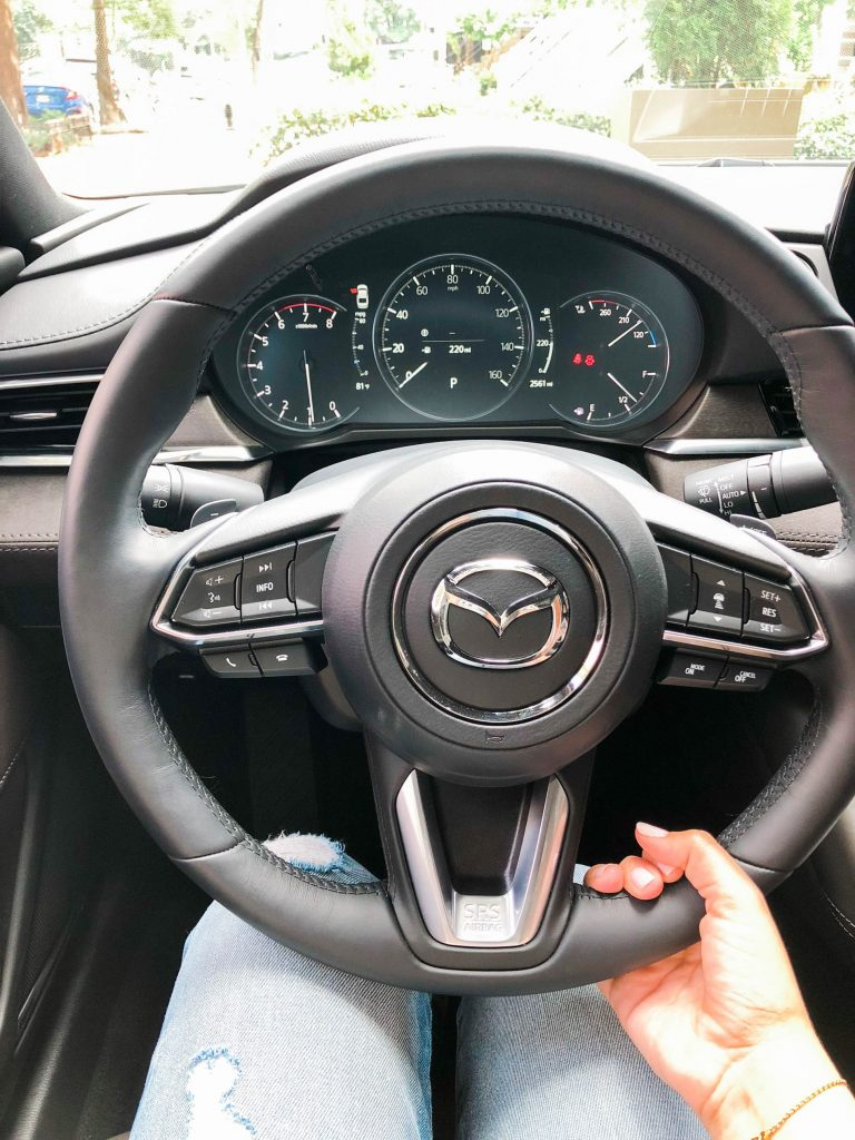 Mazda6 Signature redesigned interior, review | Adored by Alex