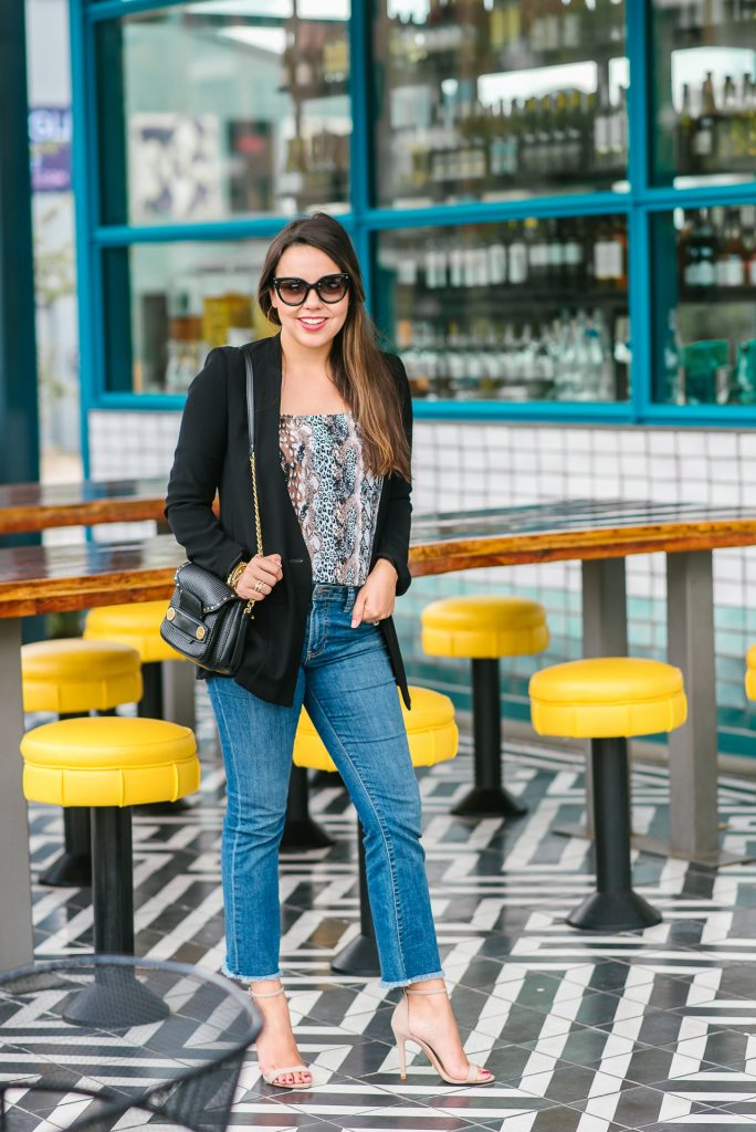 how to style the animal print trend | Adored by Alex