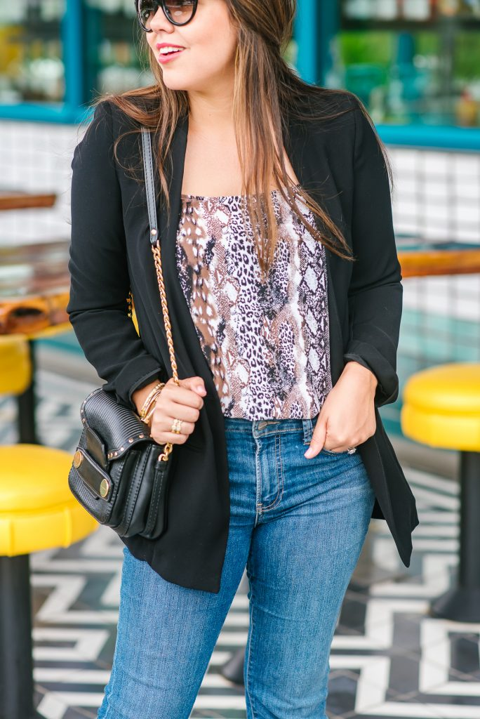 animal print outfit trends, fall outfit ideas