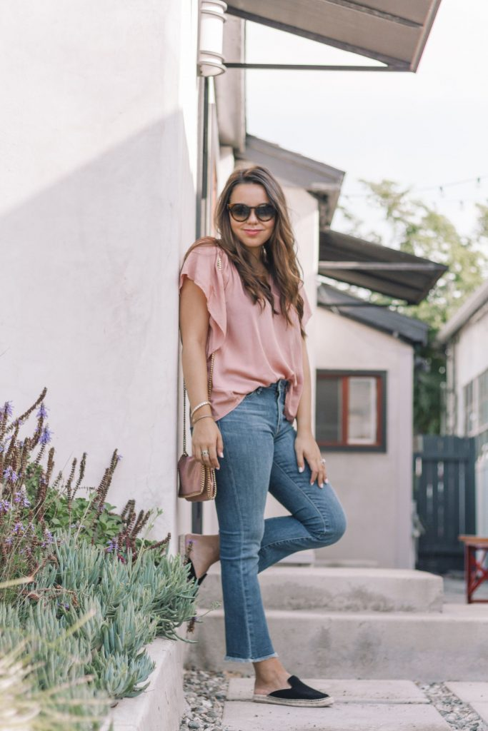 Summer to fall transition outfit ideas