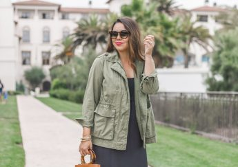 how to do a fatigue jacket for fall